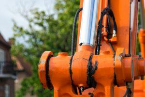 Heavy Equipment Hydraulic Cylinders