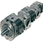 Voith Internal Gear Pump Combination