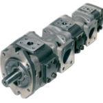 Voith Internal Gear Pump Combination